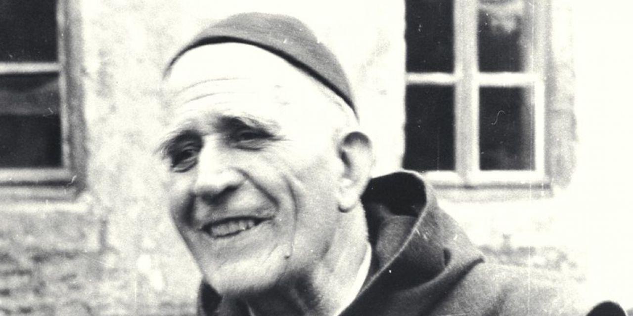 Père Marie-Eugène de l'enfant Jésus