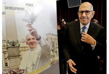 Le Pape s'insurge contre les dangers de l'armement nucléaire