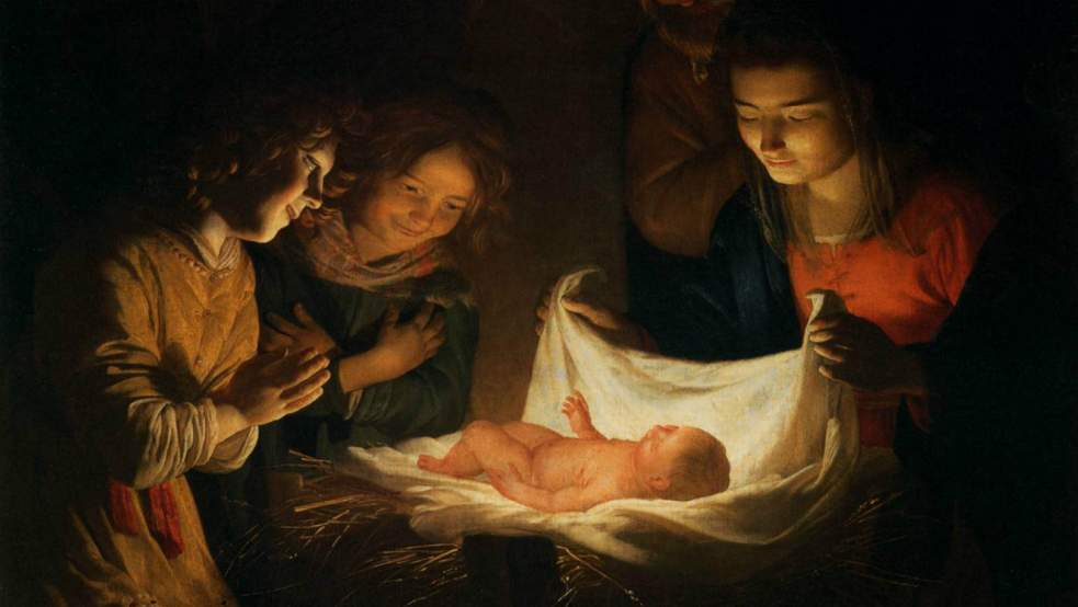 Dieu, lui, ose la limite ! A Noël, le Créateur du ciel et de la terre se fait petit enfant.