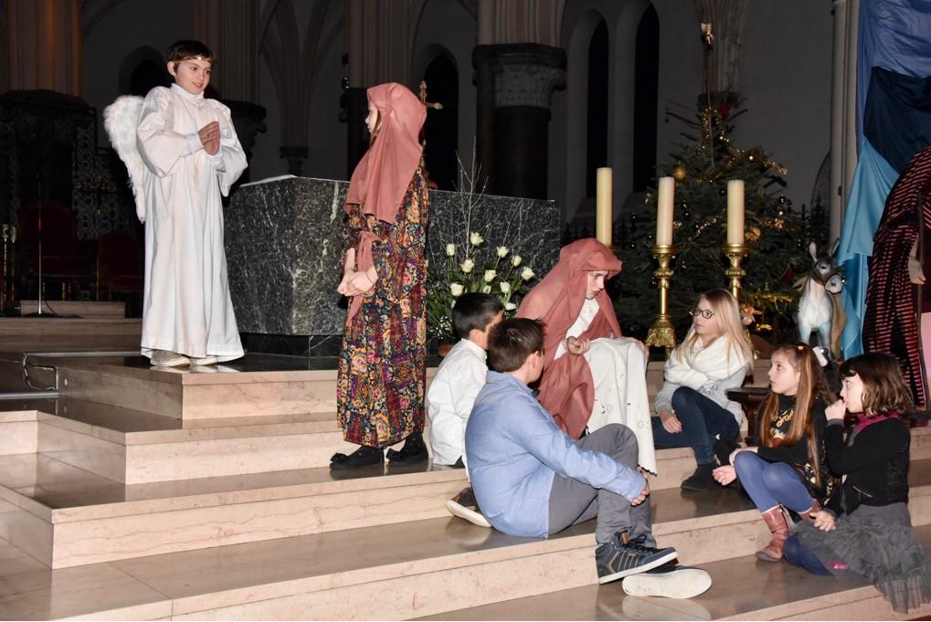Messe de Noël - Eglise St Pierre - 24/12/2017