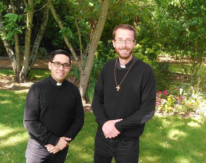 Endry et Florentin, les deux prochains prêtres du diocèse d'Arras