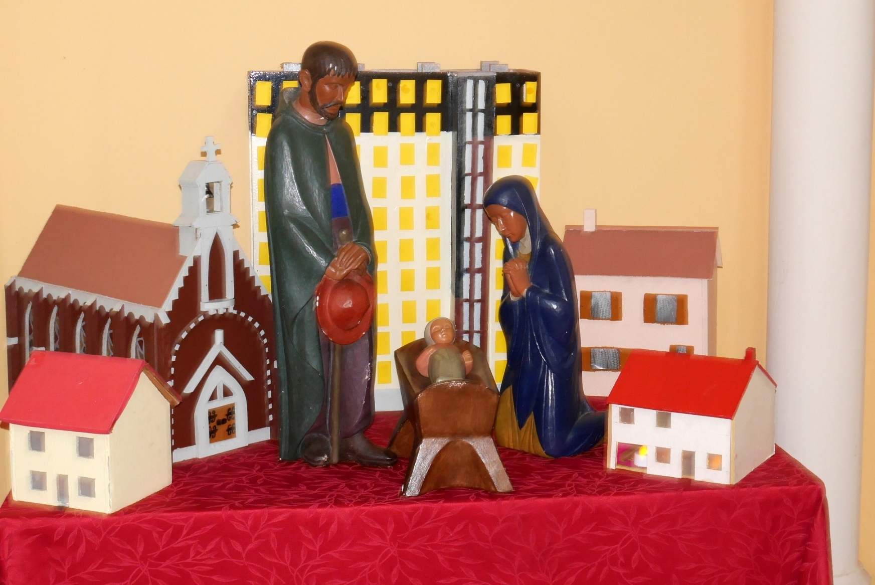 Célébration de Noël 2018 à St Antoine de Padoue