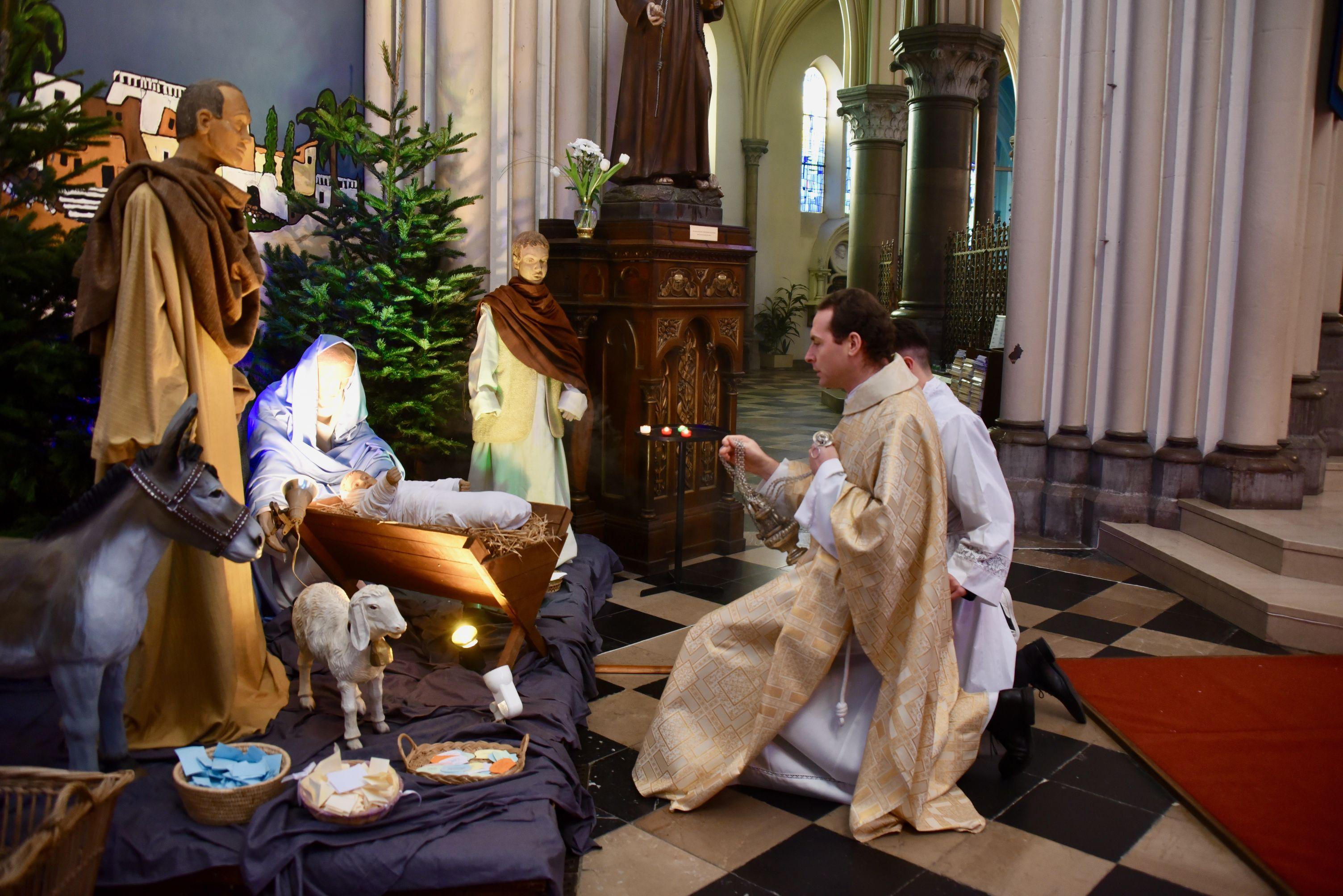 Messe du jour de Noël 2018