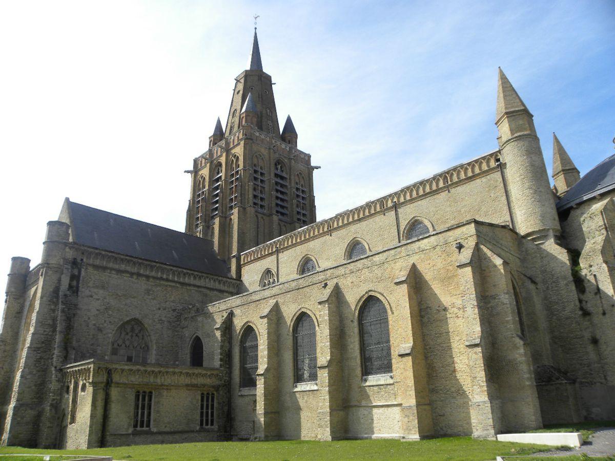 Eglise Notre Dame de Calais