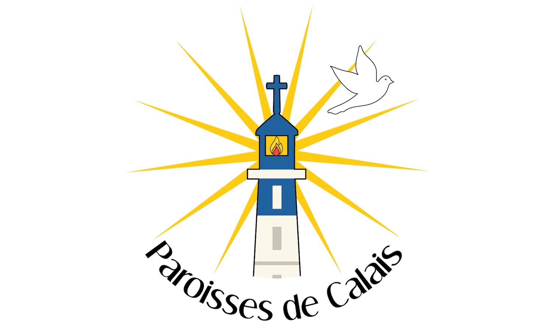 Le nouveau logo des paroisses de Calais